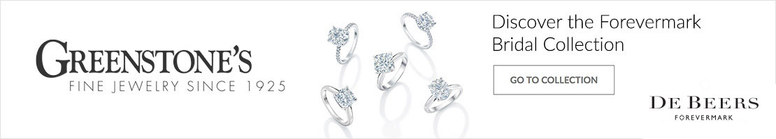 Greenstone's Fine Jewelry Forevermark Bridal Collection Detroit MI