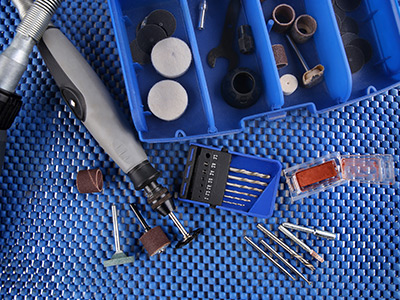 Jewelry engraving tools