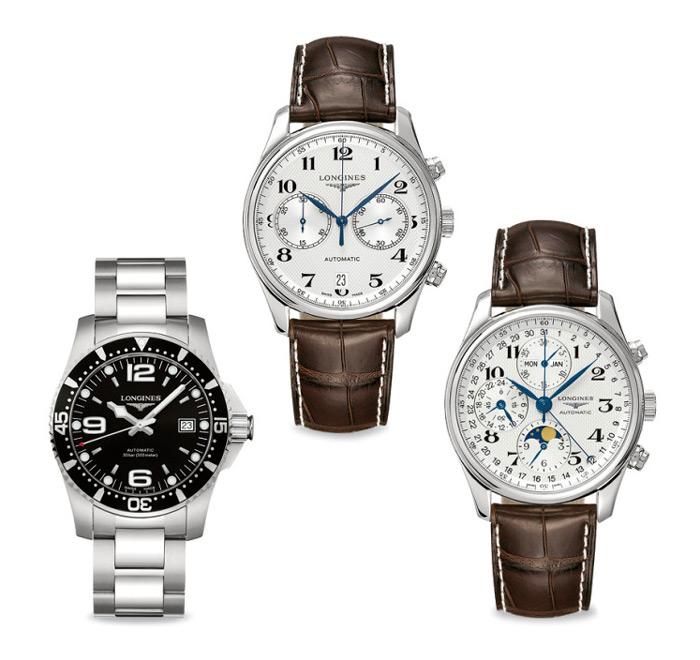 Longines Men's watches