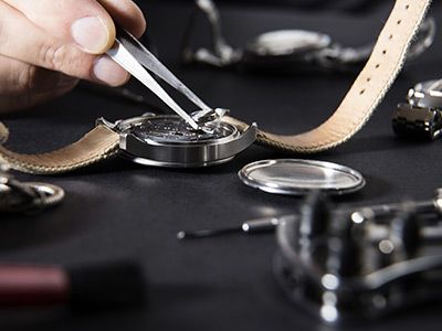 Get your watch or jewelry repaired at Greenstone's