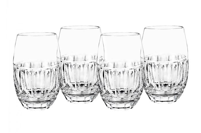 Set of Waterford Crystal Fine Glasses