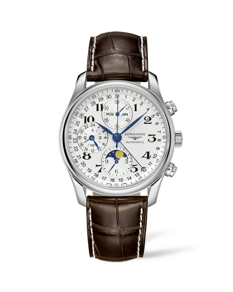 Longines Watch: L2.673.4.8.3