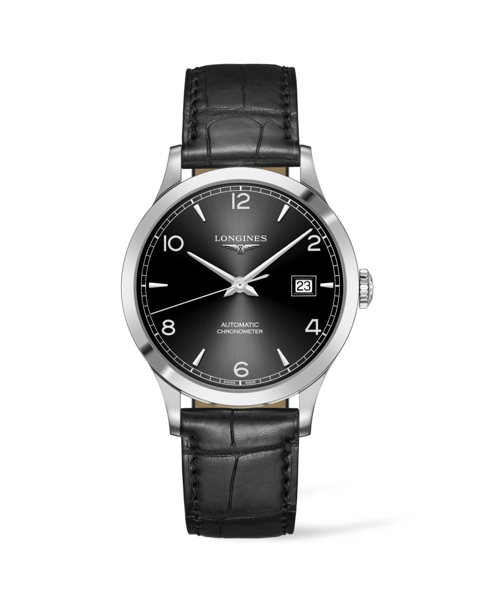 Longines Watch: L2.821.4.56.2